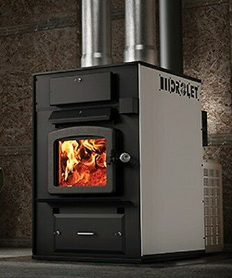 Wood Heater Drolet Tundra Furnace Fireplace