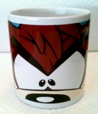 Looney Tunes TAZ Tasmanian Devil Warner Bros Coffee Mug Large Cup