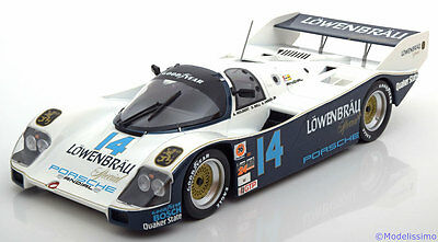 1:18 Norev Porsche 962 C IMSA #14, Winner 24h Daytona 1986 with