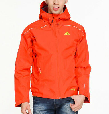 adidas Terrex GTX Active Shell Mens Jacket - Orange