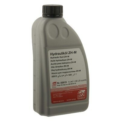 Mercedes-Benz Hydraulic Oil 02615 Febi MB343.0 Genuine OE Quality Replacement