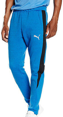 Puma ProKnit Mens Training Pants - Blue