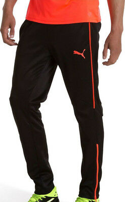 Puma EvoTRG Mens Training Pants - Black
