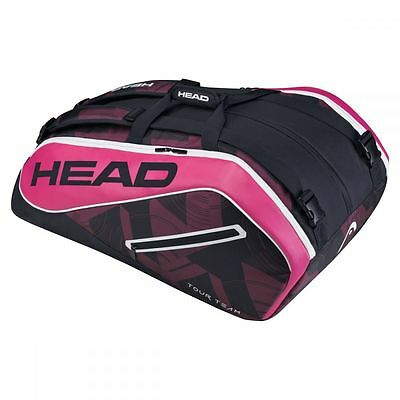 Head Tour Team 12R Monstercombi Tennistasche pink NEU UVP 74,95€