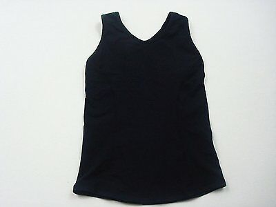 Lululemon Athletic Sports Tank Top Yoga Jogging Size 6 Womens Black T93