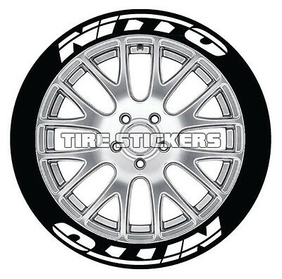 Permanent Tire Letters Nitto Nt05 1 25 17 18 19 Wheels 8
