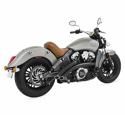 Freedom Performance Exhaust Radical Radius High 2:2 For Indian Scout IN00076