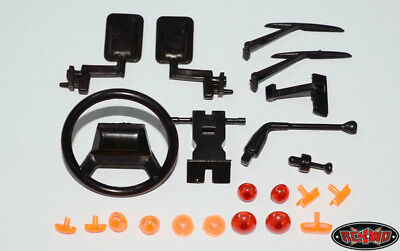 RC4WD Land Rover Defender D90 Hard Body Spare Parts Assortment RC4ZB0034