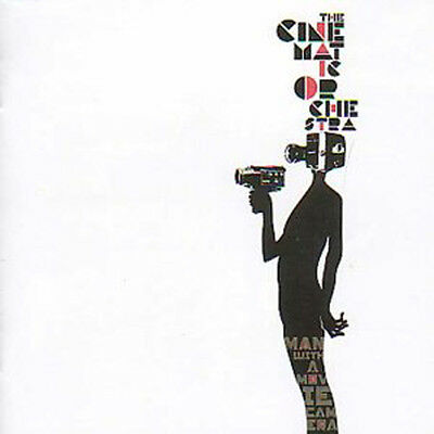 Cinematic Orchestra Man With The Movie Camera Lp Vinyl New  1999