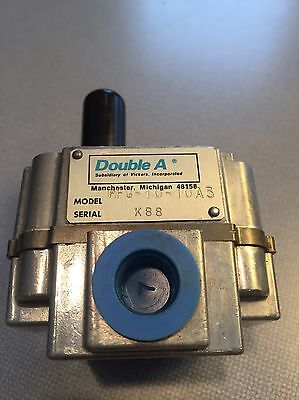 New Double A Gear Pump PFG-10-10A3 Vickers Free Shipping!