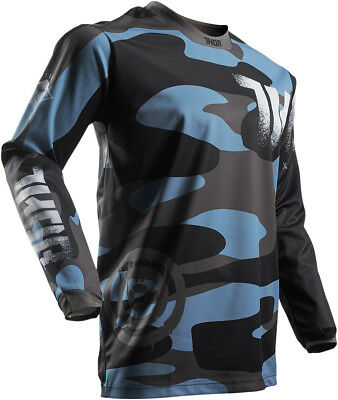 Thor Pulse Covert Midnight Offroad Jersey 2017