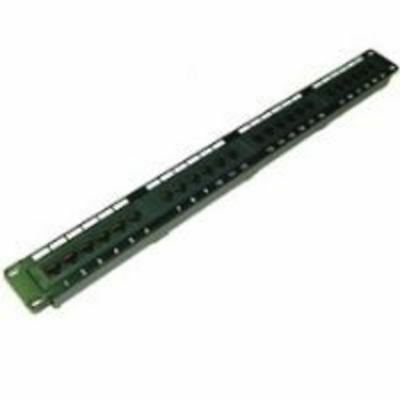 24 Port Cat5E Patch Panel [PP-24E]