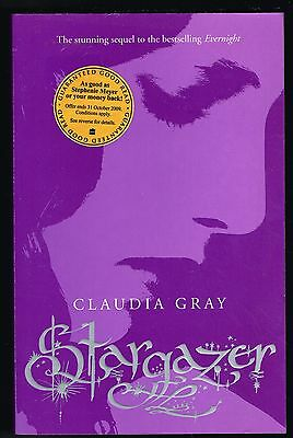 CLAUDIA GRAY *** Stargazer *** Book 2 *** YA Paranormal ***  2009