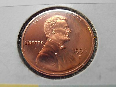 1999 S Lincoln Cent - Proof