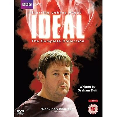 Ideal The Complete Collection TV Series 1+2+3+4+5+6+7 Region 4 New DVD