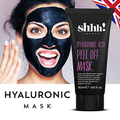 Charcoal Carbon Peel Off Blackhead Remover Black Face Mask Skin Cleansing