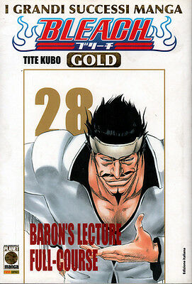 manga BLEACH Nr. 28 GOLD Deluxe NUOVO Sconto 50% Ed. Panini Planet