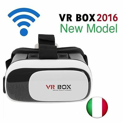 VR BOX 2.0 Occhiali Realtà Virtuale 3D Virtual Reality + Gamepad Bluetooth €9,50