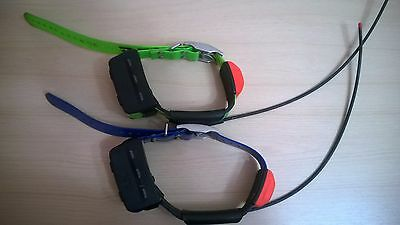 Lot 1x Garmin Alpha T5 US GPS Dog Tracking Collar TESTED! 100% working condition