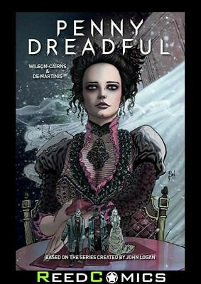 PENNY DREADFUL GRAPHIC NOVEL New Paperback Collects Issues #1-4