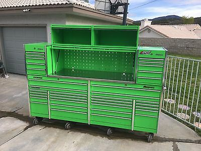 Dieseltechron S Snap On Tool Box Extreme Green 14 500