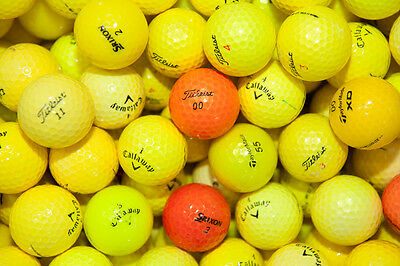 50 Titleist, NIKE, Taylormade, Callaway Colour Golf Balls # Clearance SALE #