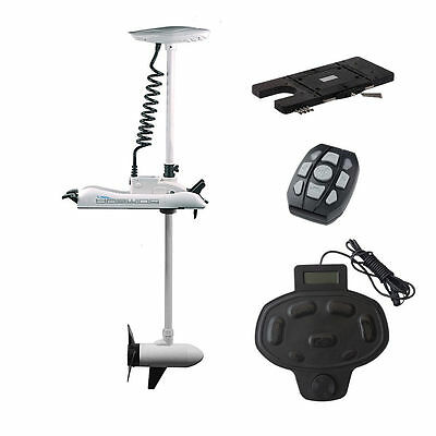 Electric Trolling Motor 55 LBS  Bow mount / Foot Control / quick Release