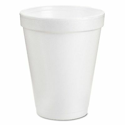Dart Hot and Cold Foam Drinking Cups, 8 oz 1,000 ct