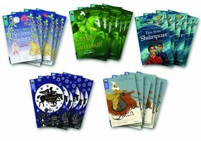 Oxford Reading Tree Treetops Greatest Stories Oxford Level 1617 Class Pack Anne