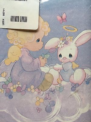 Precious Moments Collection - ANGELS - Self Stick Wallpaper Boarder WL9147 - NEW