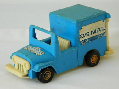 1978 Authentic Sesame Street Mail Car