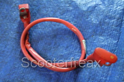 Kymco K-XCT 300 RFBD8 Starter Cable + Pole Kabel Wirre Loom Part Kabel cable