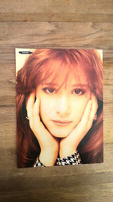 TIFFANY 'rings' magazine PHOTO/Poster/clipping 11x8 inches