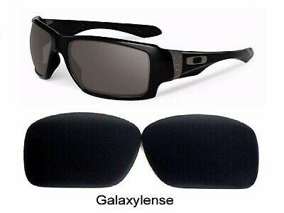 10ffdcdbb32 Galaxy Replacement Lenses For Oakley Big Taco Sunglasses Black Color  Polarized