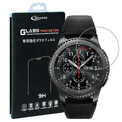 Samsung Gear S3 Classic / Frontier Screen Protector [2 PACK]  Ultra-thi...