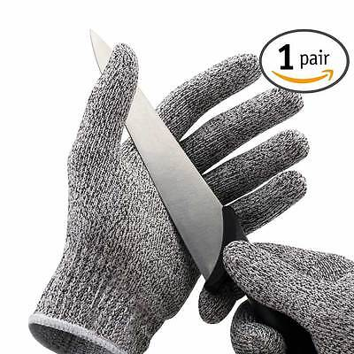 Cool Cut-resistant Work Protective Gloves- High Performance Level 5 Protection