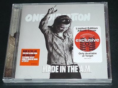 Made in the A.M. [Target Exclusive] by One Direction (Harry Styles Cover)