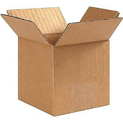 shipping boxes 25 Pack 7x7x7 Mailing Moving Box Cardboard Storage Carton Packing
