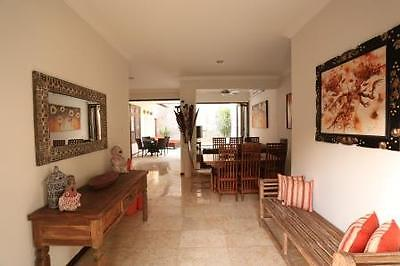 Bali Holiday Kuta Villa - Vibrant Family Villa - Daily Breakfast - 3 Bedrooms