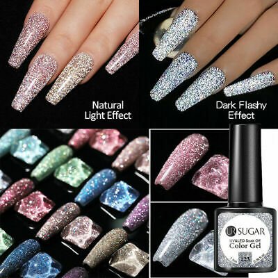 BORN PRETTY Nagel Gellack Top Coat Base Coat UV Gel Nagellack Soak Off Nail Art