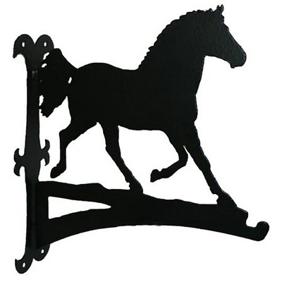 Horse Hanging Basket Bracket