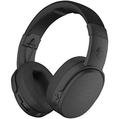 SKULLCANDY CRUSHER Wireless, Over-ear Kopfhörer, Headsetfunktion, Bluetooth, Sch