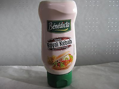 Benedicta Sauce Royal Kebab Standtube 245 g