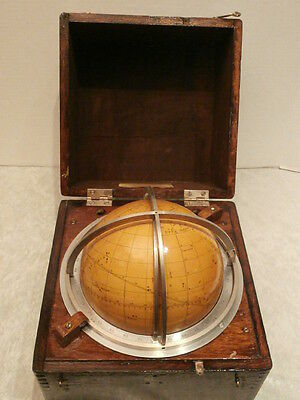 Celestial Starglobe Sternenglobus  Himmelsglobus From Russia Mappe Monde