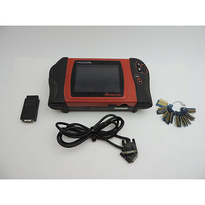 Snap-on Tools MODIS EEMS300 Automotive Diagnostic Computer Scanner Personality K