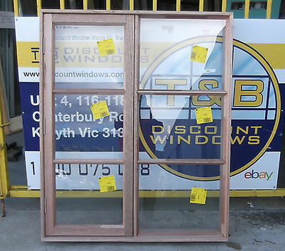 Timber Casement Window 1460 H x 1200 W (Item 1851/SR)