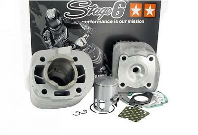 S6-7016600/A ZYLINDERKIT STAGE6 SPORT 50CC D.40 GARELLI TIESSE 50R 50 2T euro 2