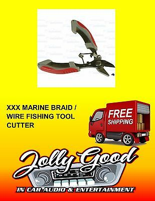 Xxx Marine Stainless Steel Braid Wire Line Fishing Tool Cutter Ft1