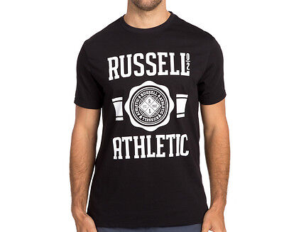 Russell Athletic Men's Campus Reflect Tee - Black