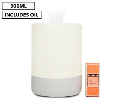 Home Living Ultrasonic Aroma Diffuser 300mL - Warm White